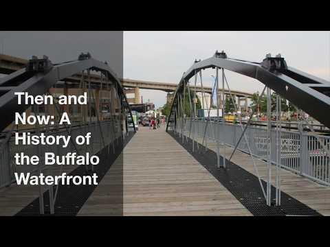 History of Buffalo Waterfront