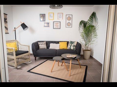 Résidence le Fortin - 16 appartements T1, T2 et T3 - Le Moule, GUADELOUPE