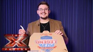 Ché Chesterman tackles a footie brain teaser | The X Factor 2015