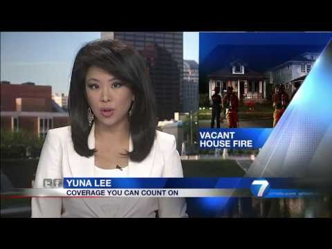 WHIO TV News at 6 - Yuna Lee WHIO