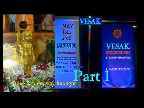 Le Phat Dan 2015 Tang Doan Thong Nhat tinh BC P 1 video by huong n Van BC Canada