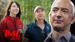 Amazon CEO Jeff Bezos Is Getting A Divorce! | TMZ TV