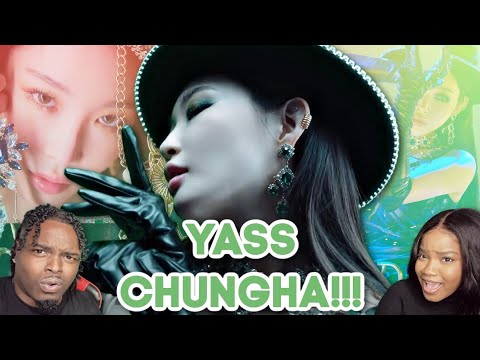 BANGER!! CHUNG HA 청하 'Bicycle' MV Reaction