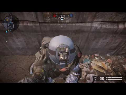Warface ESL: Balkan United VS Italin Clan (Blue team) 25.06.'16.