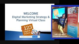 Digital Marketing Strategy & Planning Class