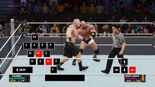 WWE 2K18 PC Controls | The Basics