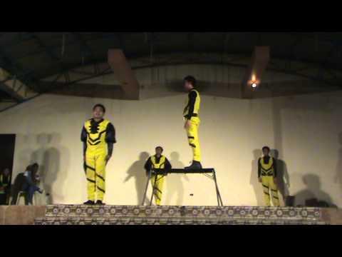far east international acrobats 2013