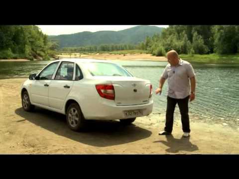 Наши тесты - Lada Granta с автоматической коробкой передач