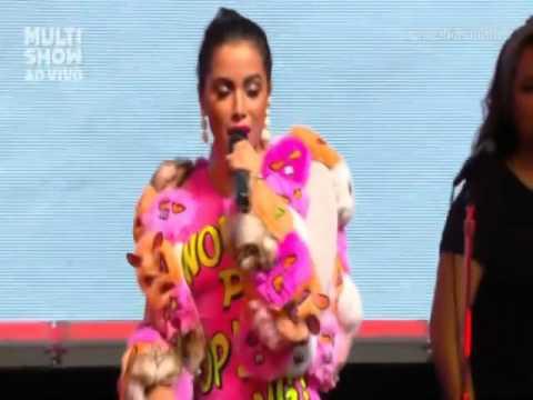 Ritmo Perfeito (ao vivo) - Anitta
