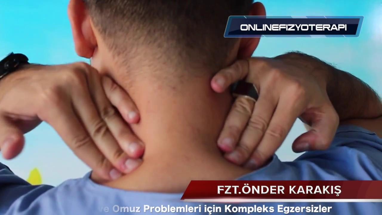 Boyun ağrısı nasıl geçer
