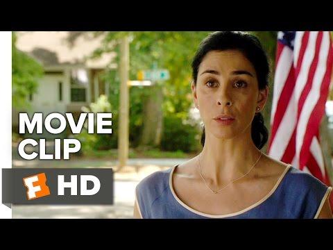 Ashby Movie CLIP - Don't Let Him Down (2015) - Nat Wolff, Sarah Silverman Movie HD