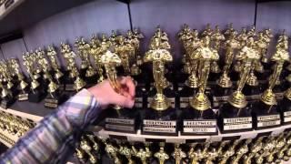 видео Лос Анджелес: достопримечательности Голливуда и Аллея звезд
