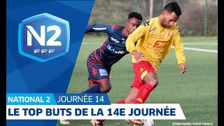 VIDEO: National 2, journée 14 : le top buts I FFF 2019-2020