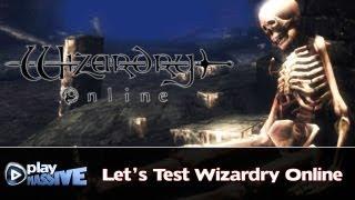 Wizardry Online - Let