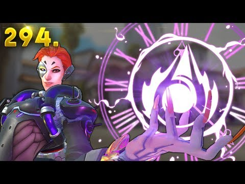 Worlds Fastest Moira Ult..!! | OVERWATCH Daily Moments Ep. 294 (Funny and Random Moments)