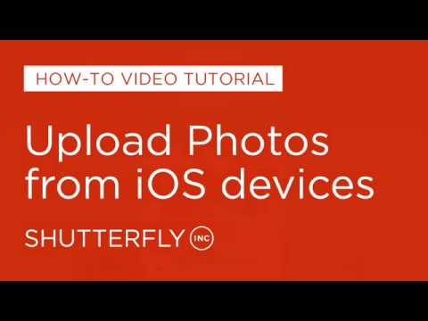 Uploading Photos from iOS Devices image