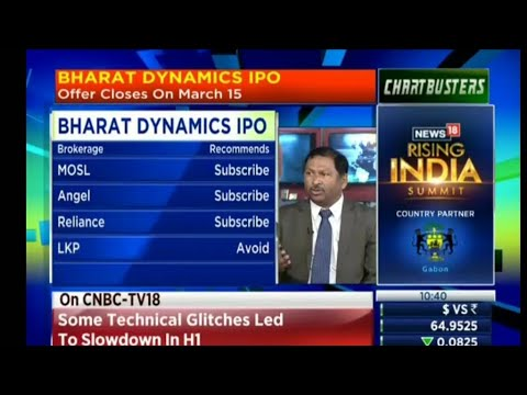 BHARAT DYNAMICS LIMITED IPO OPEN TODAY KNOW ABOUT COMPANY.