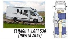 ELNAGH T LOFT 530 - novità 2019 | Recensione