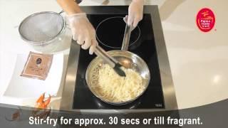 Prima Taste Singapore Chilli Crab LaMian Cooking Video (Indulgent Version)