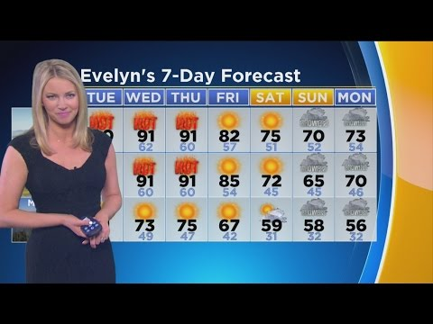 Evelyn Taft's Weather Forecast (May 1)