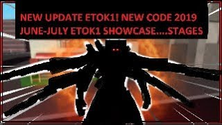 "(ALL FORM ETO) ""ETOK1 SHOWCASE"" 