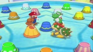 Mario Party 5 - All Brainy Minigames