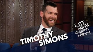 Timothy Simons Has Endured A Lot From The 'Veep' Writers