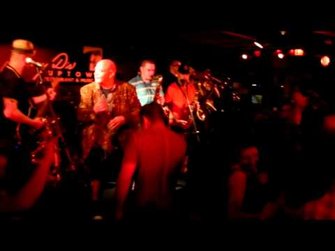 Bad Manners Special Brew from Johnny D's Somerville MA 5/3/2011
