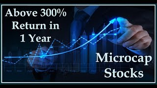 Microcap Stocks : Diwali Se Diwali Tak | Smallcap Stocks given above 300% Return from last Diwali
