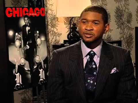 Broadway Videos   Interviews, Reviews, and Popular Channels On the Scene  Usher Takes on Chicago   V