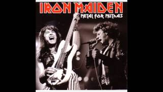 Iron Maiden - Metal for Muthas (live bootleg 1980)
