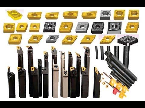 Dụng cụ cắt gọt gia công cơ khí - Hạt, mảnh, chíp dao tiện - 2
