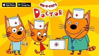 """Kid-E-Cats """"Doctor"""" mobile games for kids 2019"""
