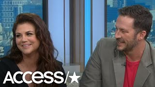 Tiffani Thiessen Hilariously Reveals Why Her Hubby Has Never Watched 'Saved By The Bell' | Access