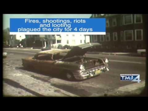 Flashback: 1967 Milwakee Riots