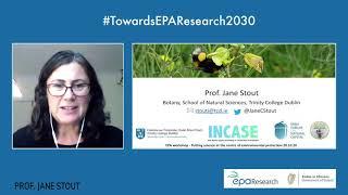 Presentation by Professor Jane Stout, Trinity College Dublin
