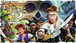 The Secret of MONKEY ISLAND | EP 2 | Clases de Esgrima Pirata Yaaarrr!
