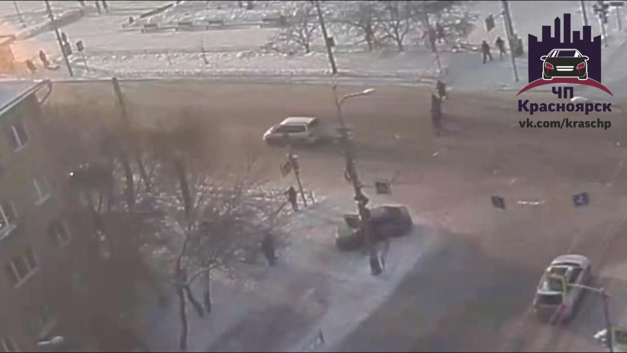 Мира - Профсоюзов 10.01.2017