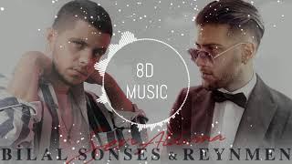 Sen Aldırma (8D SES / AUDIO) Bilal Sonses & Reynmen Resimi
