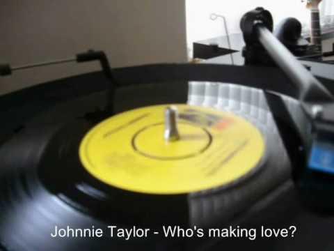 Vital vinyl - Johnnie Taylor