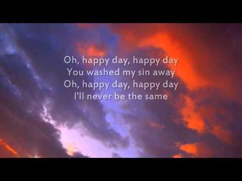 Tim Hughes - Happy Day - Instrumental with lyrics
