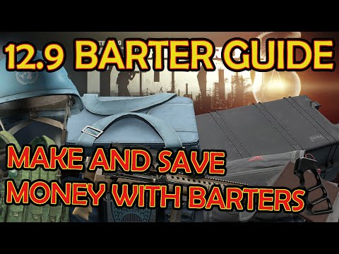 Good Barters Do Exist!  - Escape From Tarkov - Barter Guide