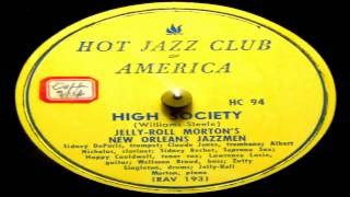 High Society - Jelly Roll Morton