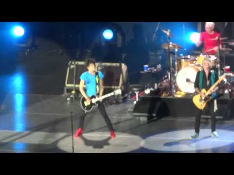 Rolling Stones--Street Fighting Man--Live at Arrowhead Stadium 2015-06-27