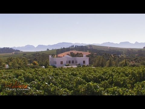 Mitre's Edge Wine Estate South Africa - Africa Travel Channel