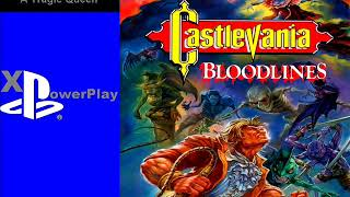 Castlevania Bloodlines The Prayer Of A Tragic Queen