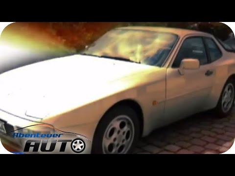 Das Selbstexperiment Mit Dem Porsche 944 | Abenteuer Auto Classics