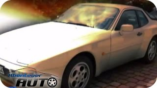 Das Selbstexperiment mit dem Porsche 944   Abenteuer Auto Classics