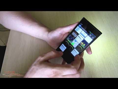 Обзор стильного и тонкого телефона Neo M1
