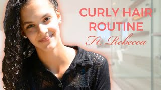 Back to School: Curly Hair Routine!:) Thumbnail
